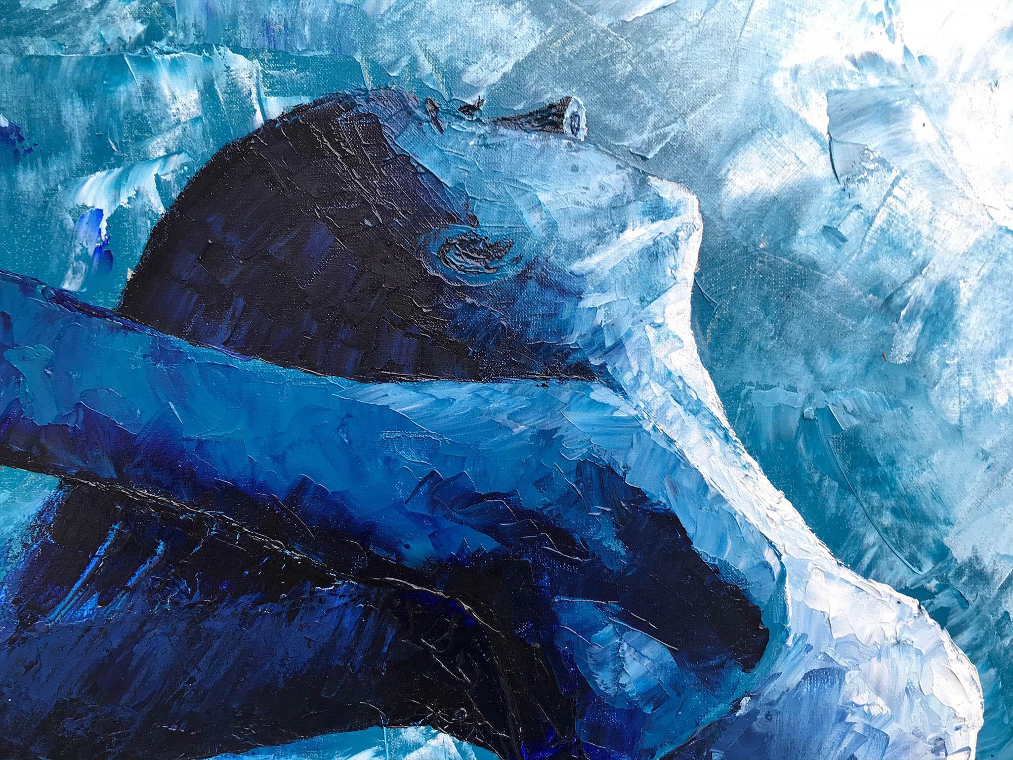 2 MAAL EE | People | Blue Passion 1 - detail
