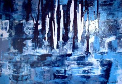 2 MAAL EE | Elise Eekhout | Trees | WaterWold