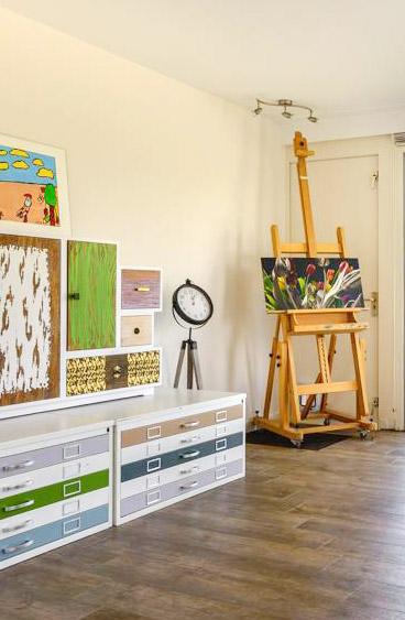 2 MAAL EE | Elise Eekhout | Agaat 139 | Atelier | Studio
