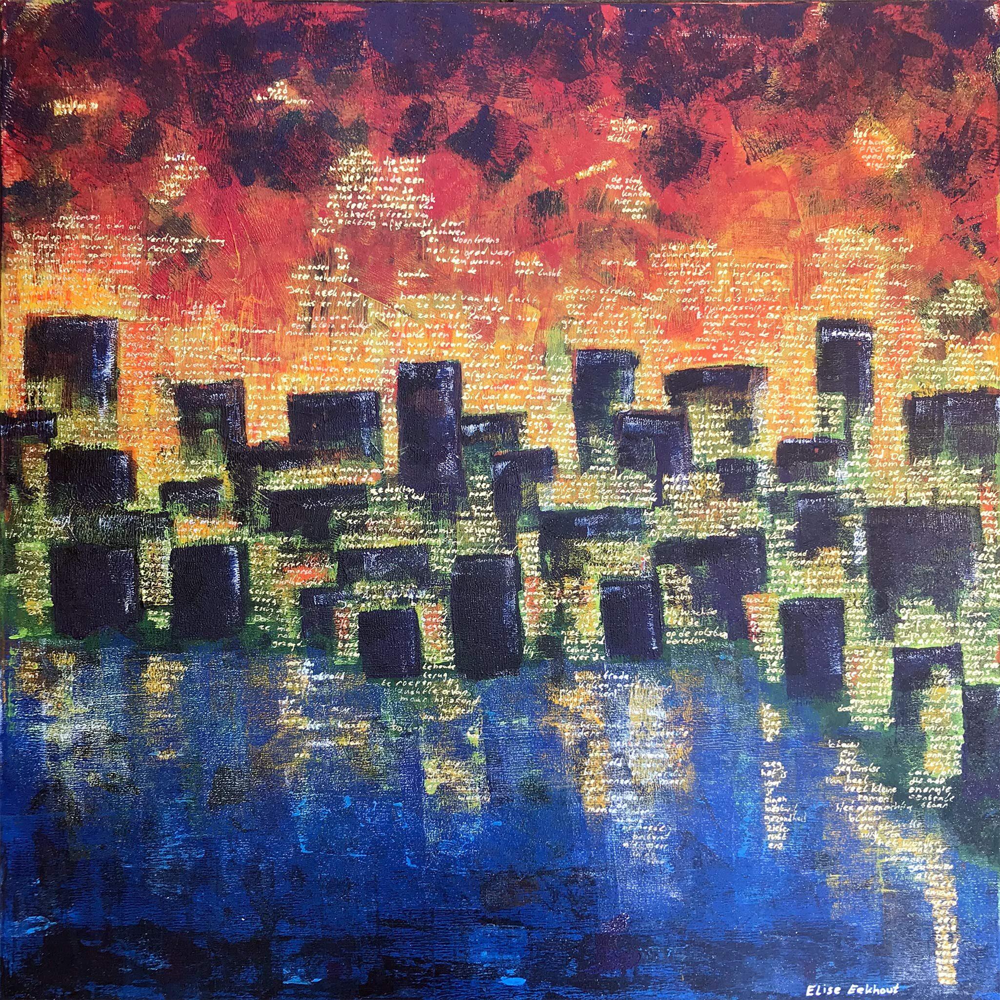 2 MAAL EE | Elise Eekhout | Corona Stories | Tranquil City 01
