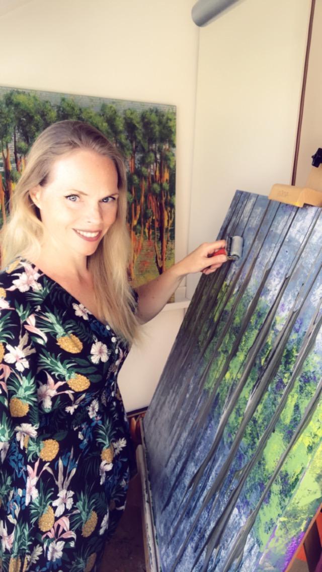 2 MAAL EE | Elise Eekhout | Stories | NoMangrove 01 | painting
