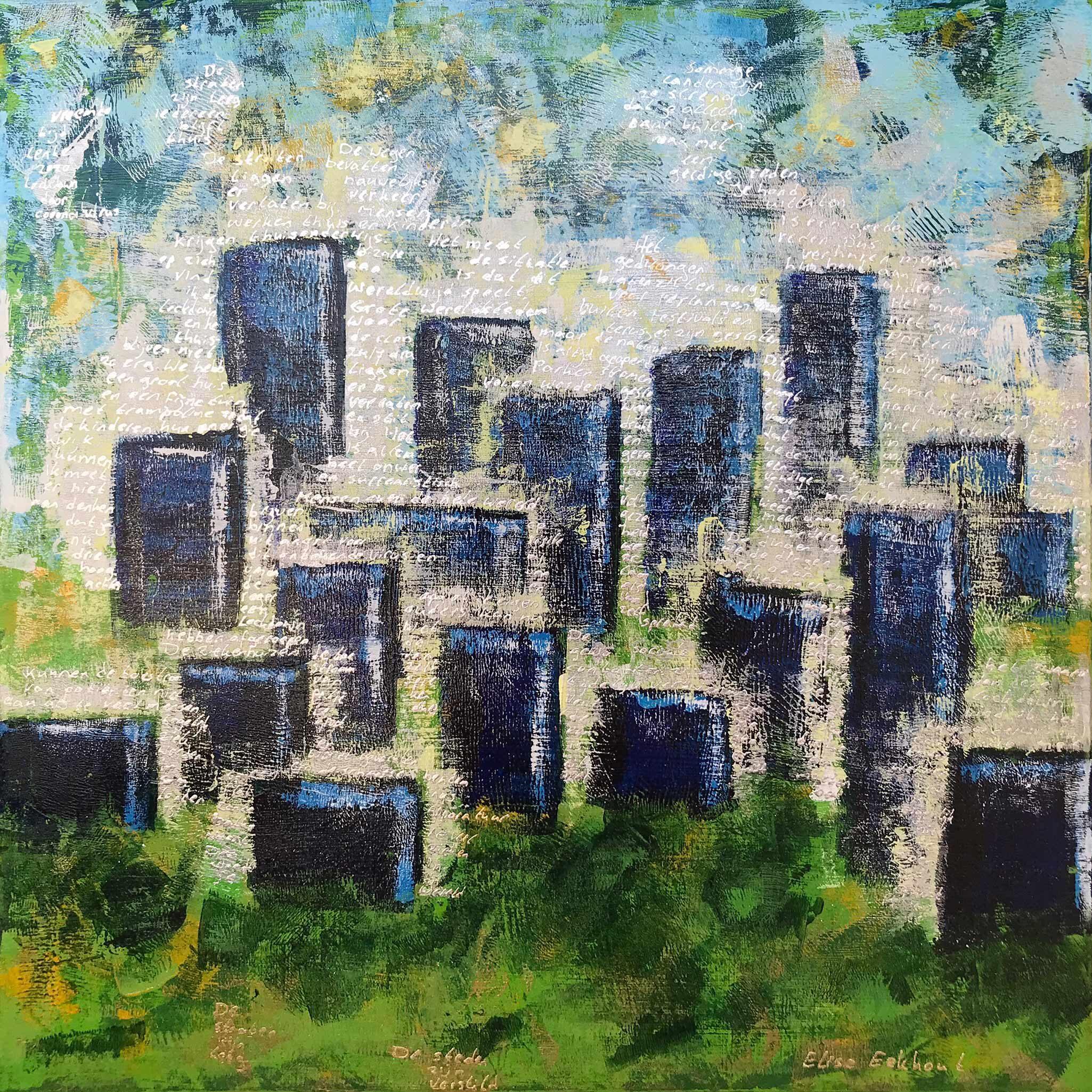 2 MAAL EE | Elise Eekhout | Corona Stories | Tranquil City 05