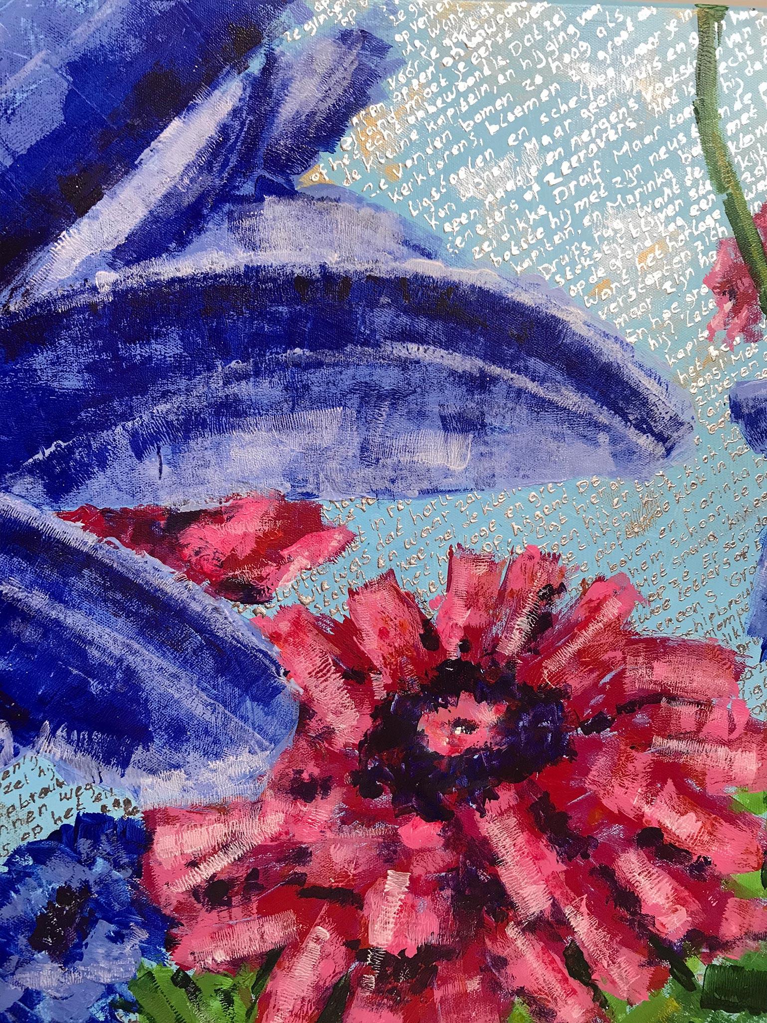 Elise Eekhout | Corona-Stories | Big & Growth 02 | detail