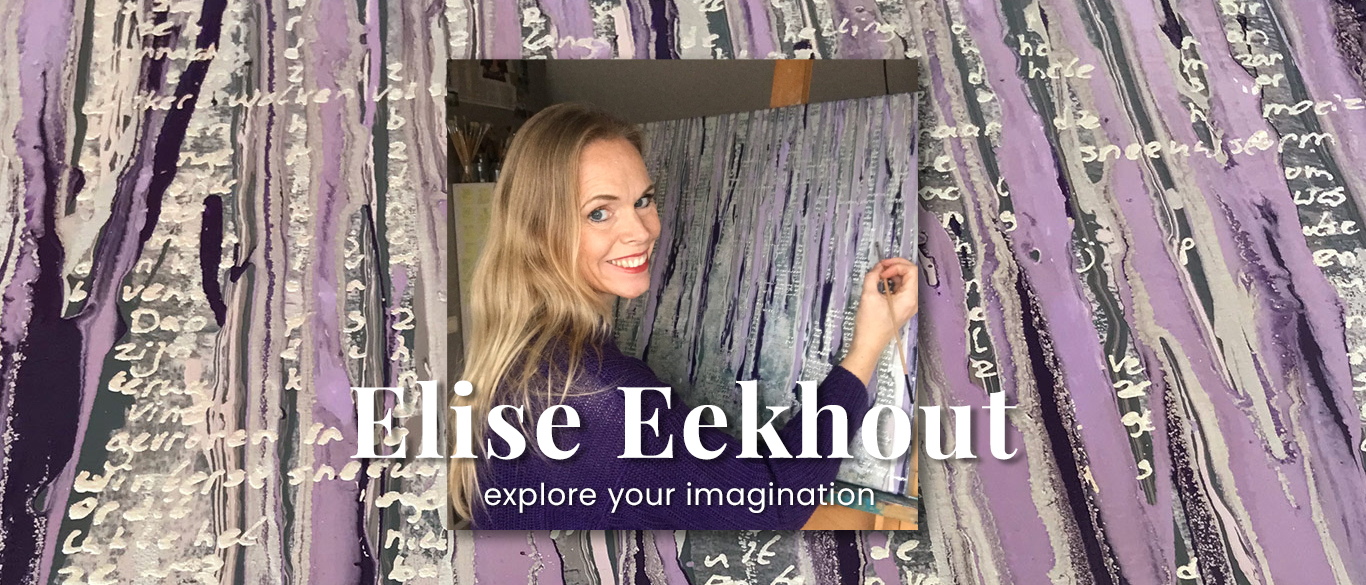 Elise Eekhout | explore your imagination