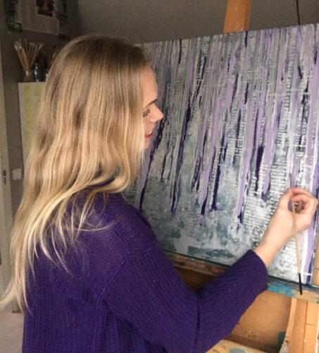 2 MAAL EE | Elise Eekhout | Corona Stories | Winter 01 | @work