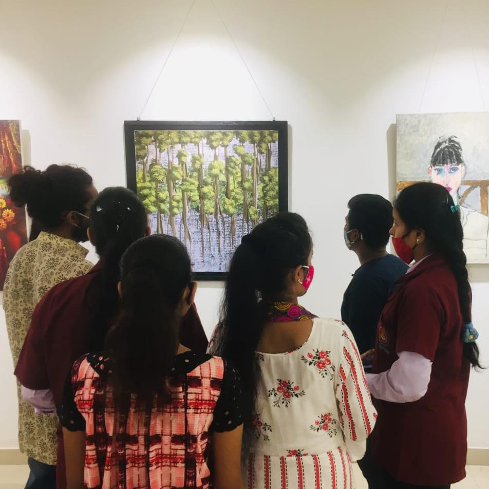 Exhibition   Raja Ravi Varma Art Gallery