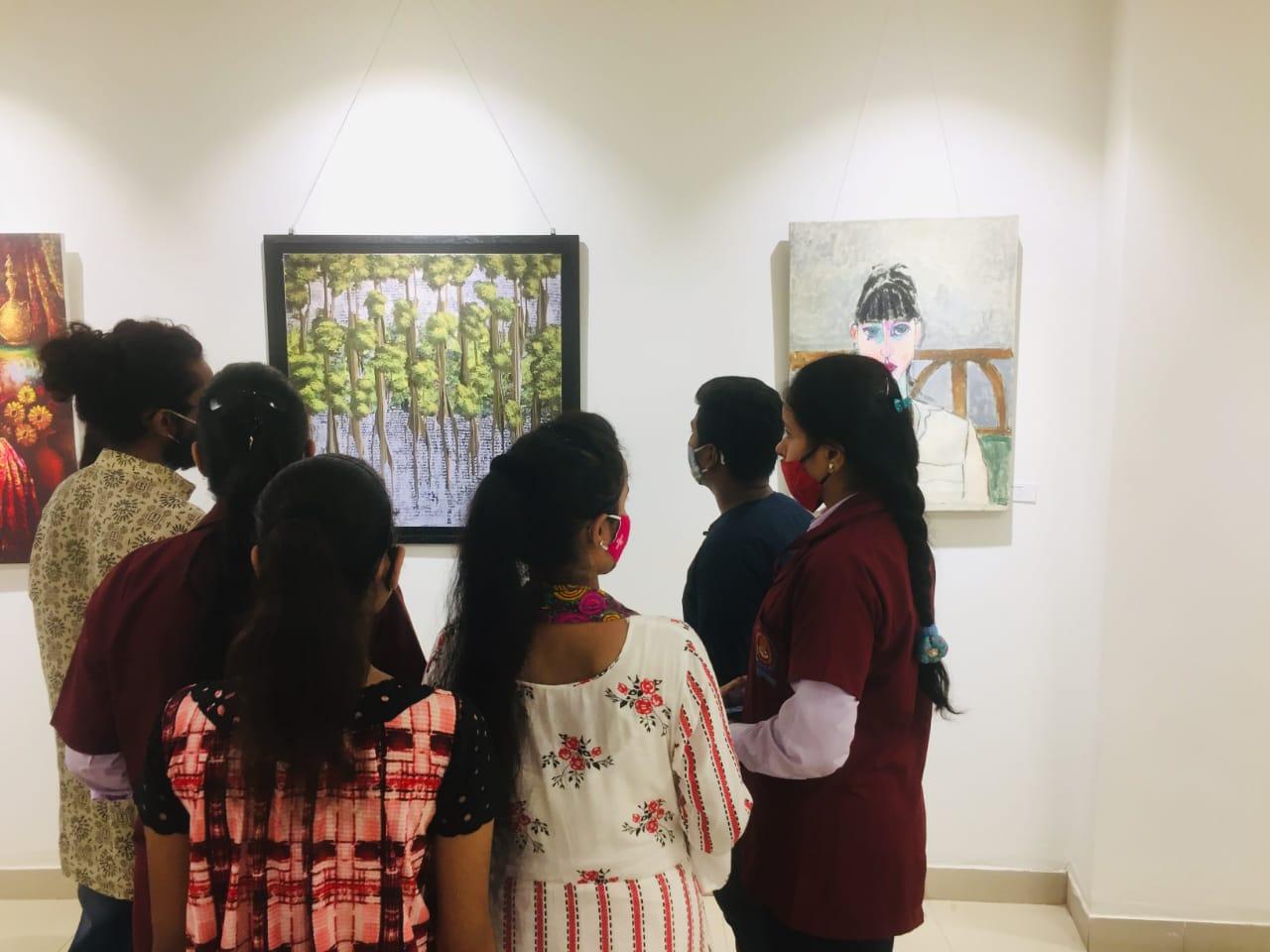 Exhibition | Raja Ravi Varma Art Gallery