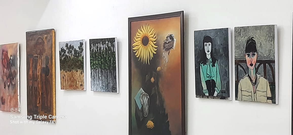 Exhibition | Art Oasis