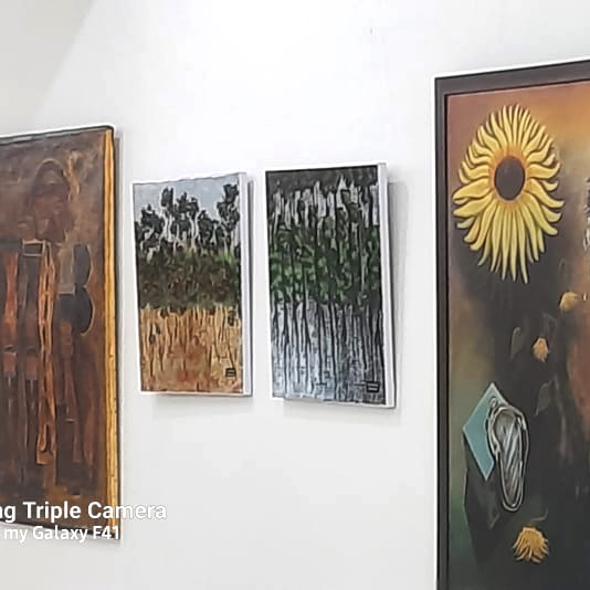 Exhibition   Art Oasis